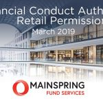 Mainspring receives retail permissions